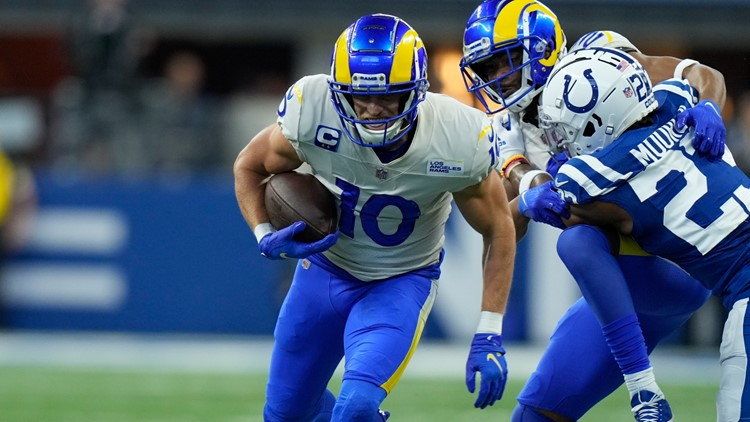 EWU alum Cooper Kupp explodes in Rams' win over Colts