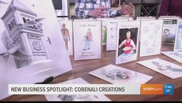 New Business Spotlight: Cobenali Creations
