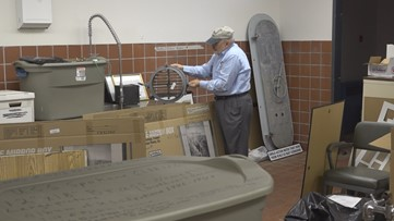 Spokane military museum without home for artifacts since 2018 after rent increase