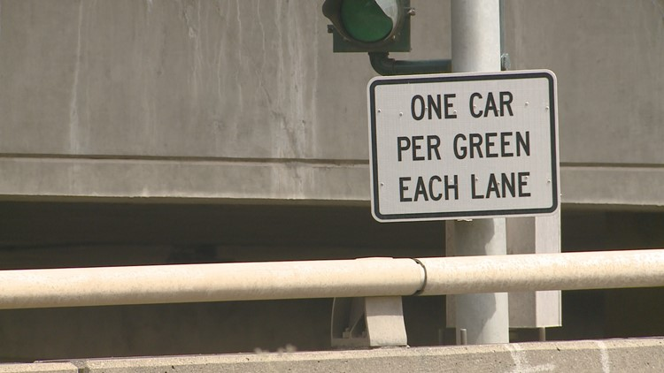 WSDOT adding more ramp meters, extending hours at others in Spokane: What to know
