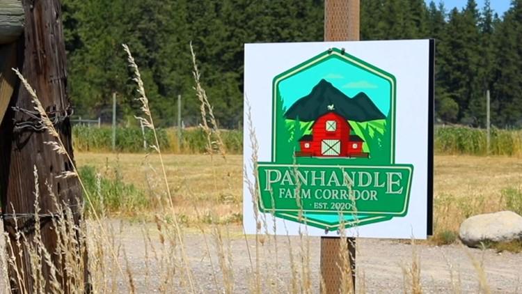Love Local Spotlight: Panhandle Farm Corridor