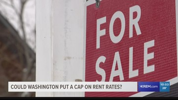 No bill for Washington rent capping in session amid Oregon proposal