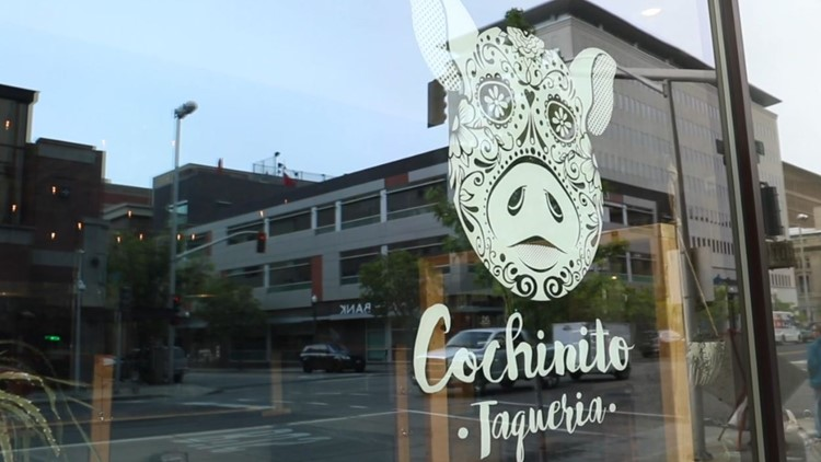Local Eats – Cochinito Taqueria