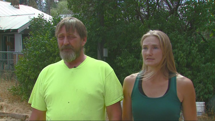 'You panic': Homes saved after Ford Corkscrew Fire threatens houses