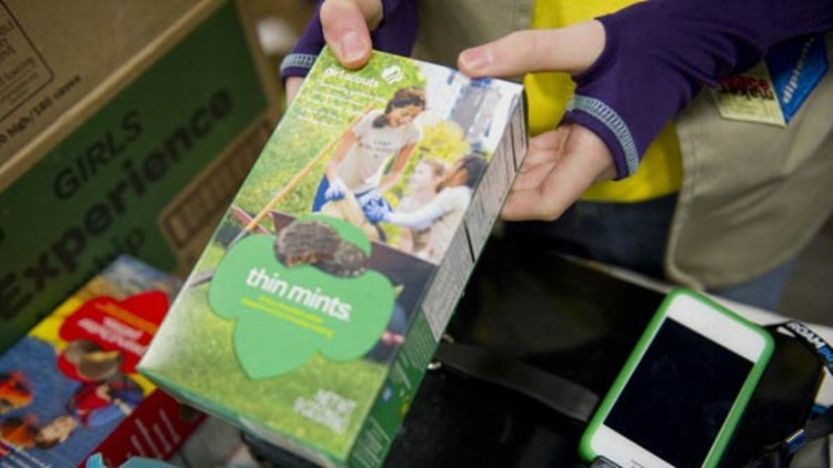 S'mores, Thin Mints and more: Girl Scout cookies on sale now