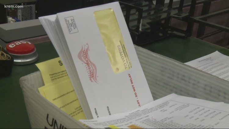 Spokane County 2021 primary election voter's guide
