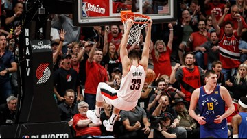 Zach Collins says Blazers run is reminiscent of Gonzaga Final Four appearance