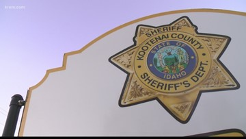 Kootenai Co. deputies arrest 13-year-old after high speed chase near Athol