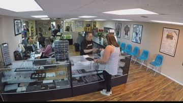Sandpoint tattoo shops reopens months after devastating downtown fire