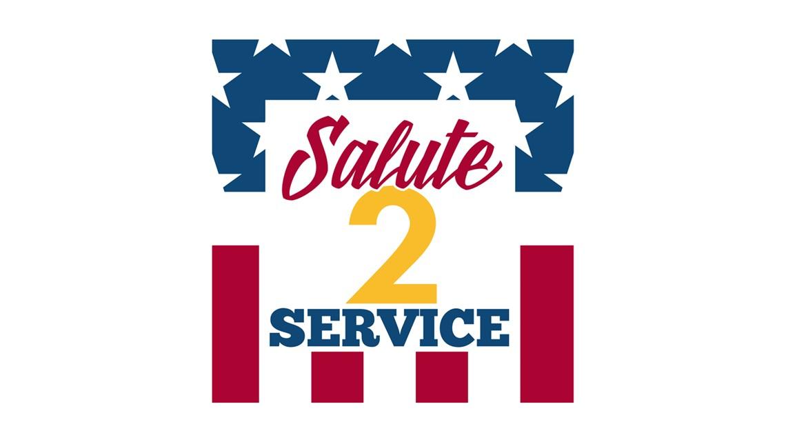 Salute 2 Service