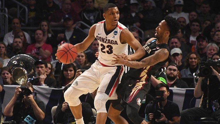 The college basketball analyst has the Zags number one in his Power 36 Ranking coming out of the 2018-2019 season post-NBA draft early-entry withdrawal deadline.