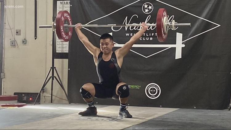 KREM 2's Tim Pham qualifies for USA Weightlifting Nationals
