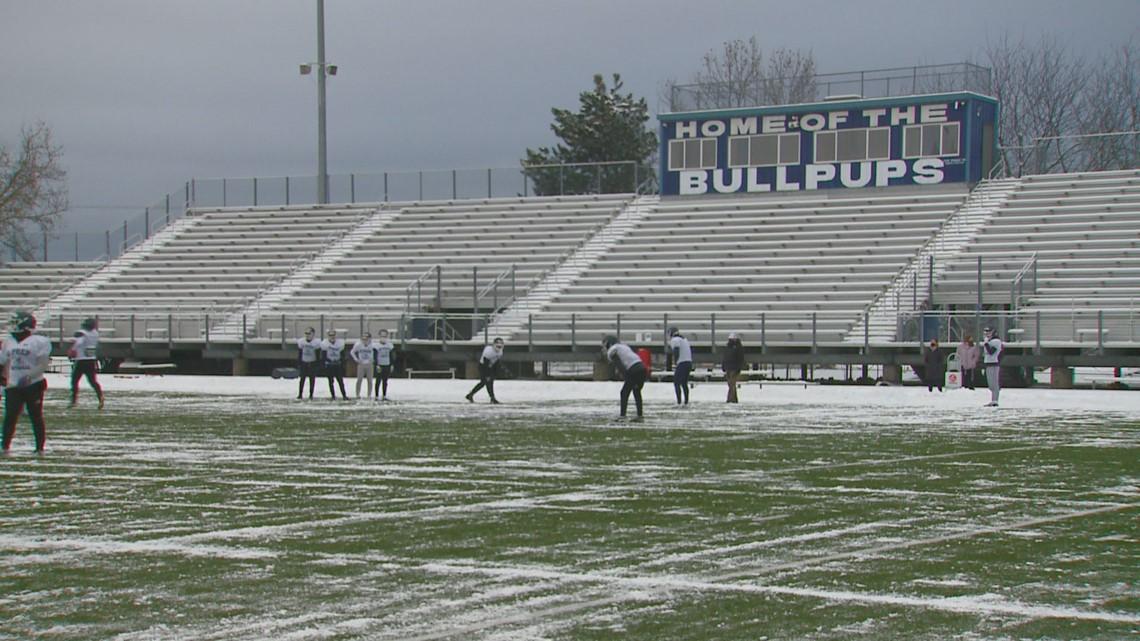'I woke up ecstatic this morning': Local high school football teams begin practice