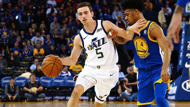 Utah Jazz sign David Stockton for rest of season