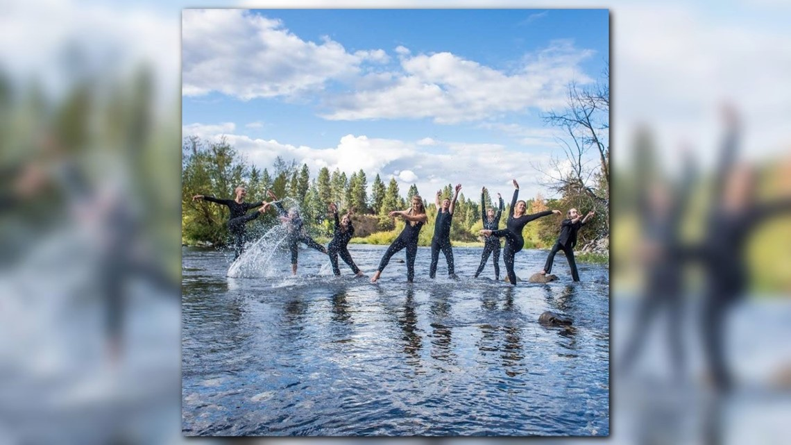 Spokane's only professional dance co. inspired by the Spokane River