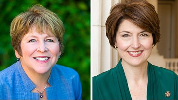 Rep. Cathy McMorris Rodgers and Lisa Brown to go head-to-head in Nov. election