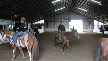 Horses return to Spokane parks in June as part of Mounted Patrol unit