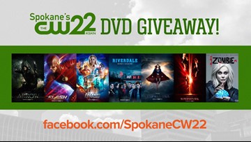 Enter the CW DVD Giveaway!