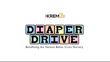 KREM 2 celebrates 10 years of Vanessa Behan Diaper Drive