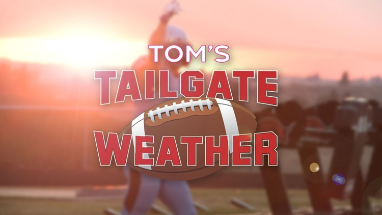 Tom's tailgate will be at the Davenport at Wilbur Creston game Oct. 19