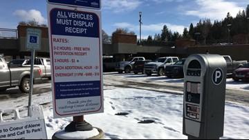 Coeur d'Alene cracks down on unpaid parking tickets