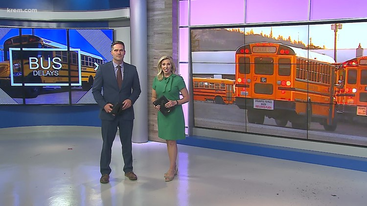 Spokane parents want something done with SPS bus delays