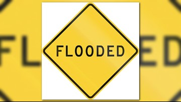 Pend Oreille River closed throughout the entire county due to flooding issues