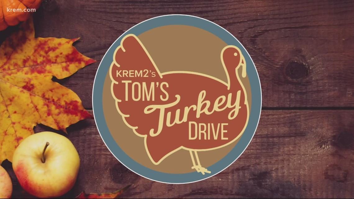 Starbucks purchases help raise money for Tom's Turkey Drive