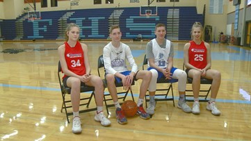 'It's a lot of pride': The Goldsmiths carry on basketball family lineage at Freeman
