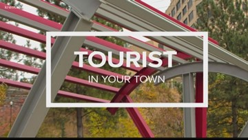 Tourist in Your Town: Sept. 13-15