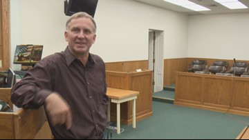 Benewah County judge remodels, refurbishes old courthouse