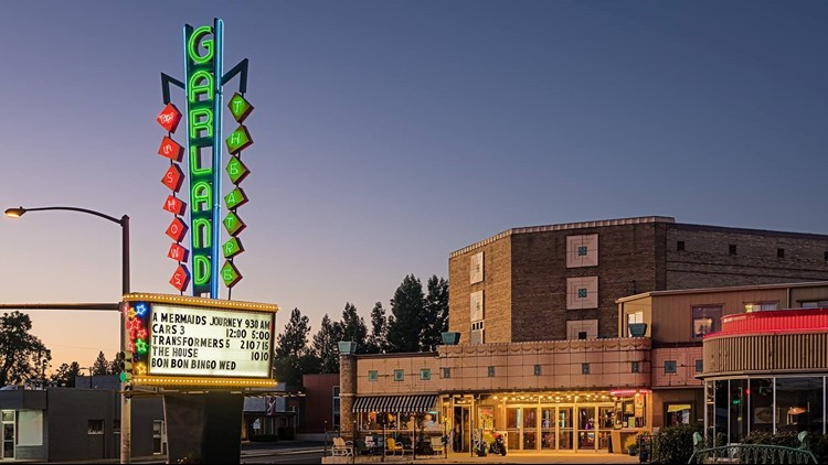 'Lights, camera, action!': Spokane's Garland Theater reopens Friday