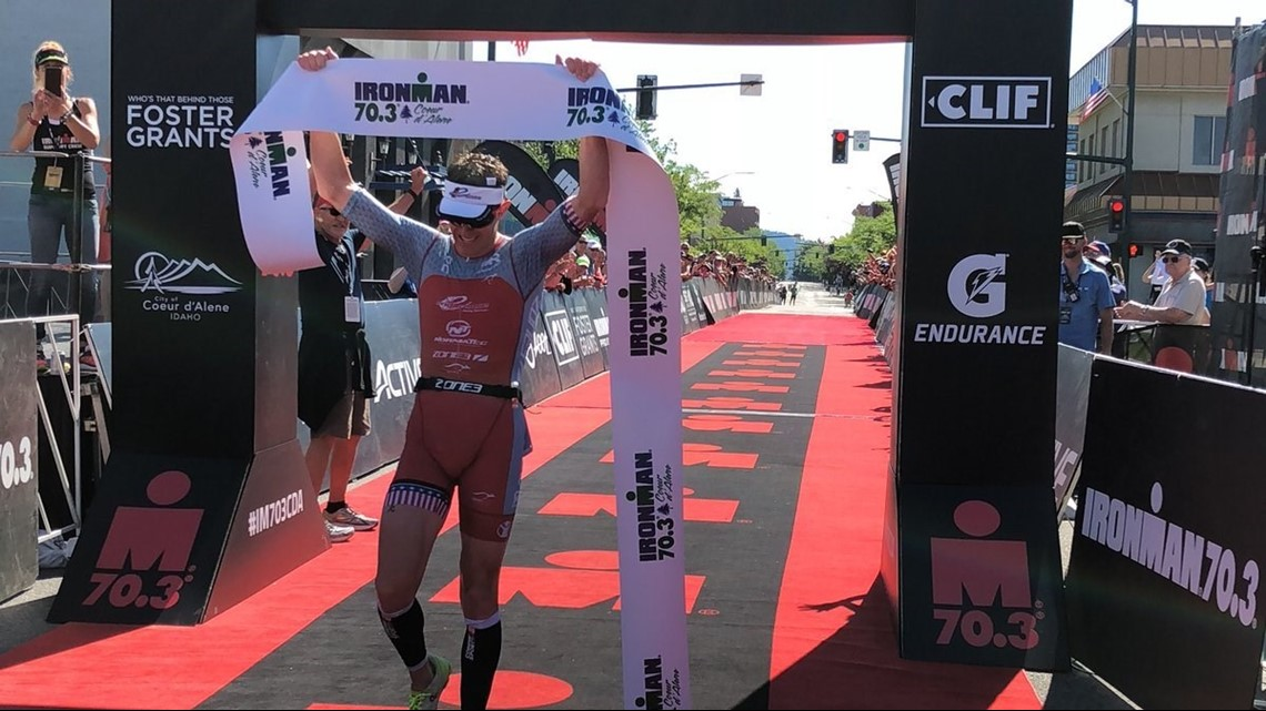 HALF-IRONMAN COEUR D'ALENE: Meet the winners, see the moments