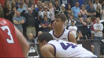 Bouldin's free throws bury Team Utah, bring on St. Mary's