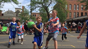 Hoopfest continues to gain popularity