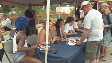 Gonzaga women recall favorite Hoopfest memories