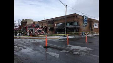 Sandpoint community holding fundraiser for businesses razed by February fire