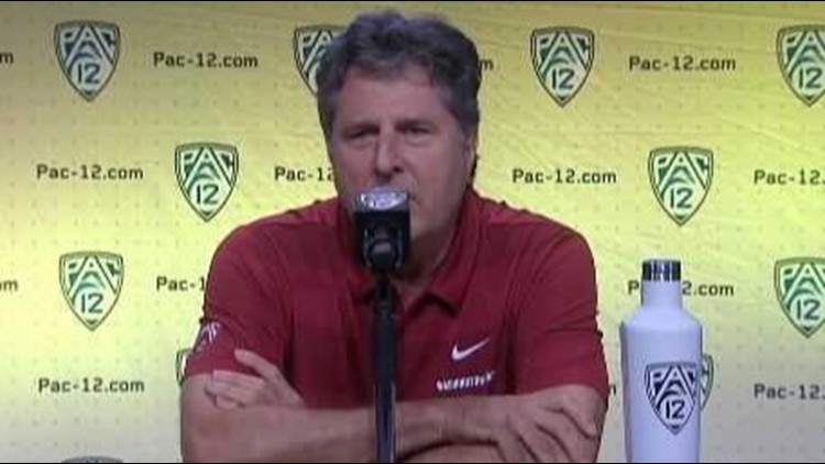 Mike Leach talked to the media today via conference call and faced some of the same questions his team is trying to answer coming into this coming season.
