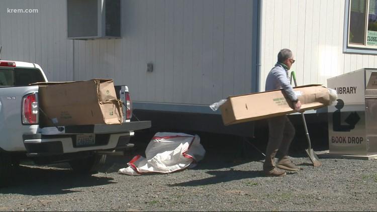 Community rebuilding process continues in Malden, WA