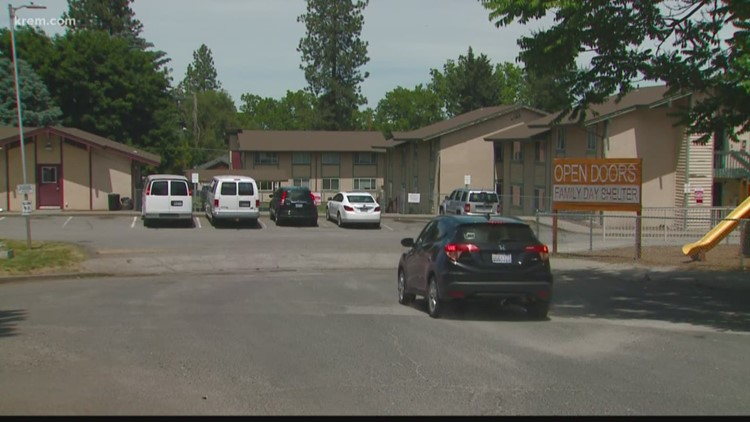 Spokane emergency shelter to reduce capacity due to budget cuts