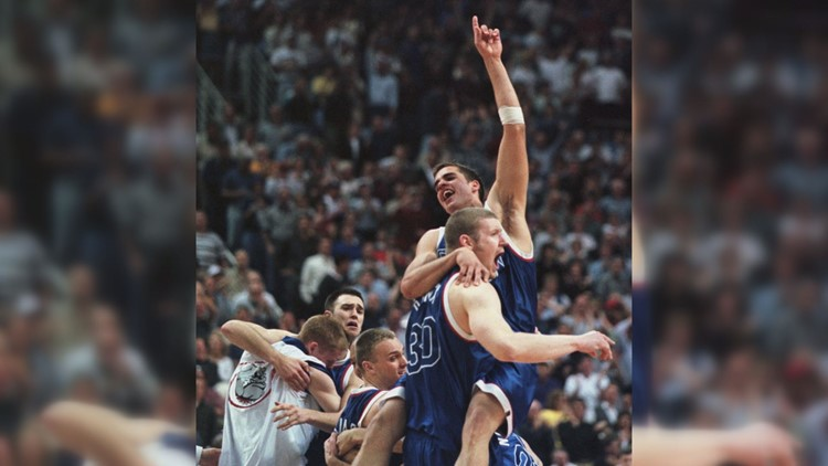 'The most ugly, beautiful shot': An oral history of Casey Calvary's tip in