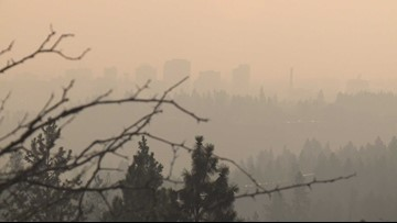 Inland Northwest keeps losing the month of August to wildfire smoke; Here's why