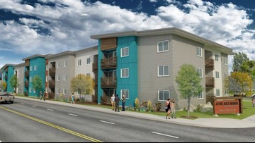 Hillyard affordable housing complex will open to 48 families, 150 people in 2020