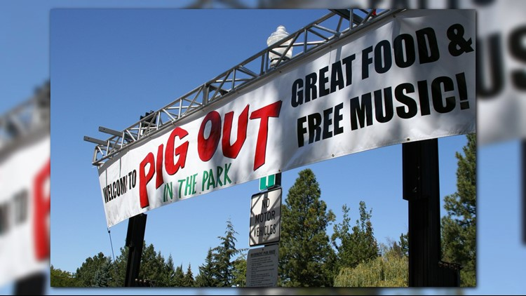 Pig Out in the Park cancels event for second year in a row as COVID-19 cases surge