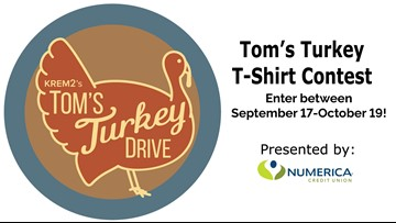 Tom's Turkey T-Shirt Contest 2018