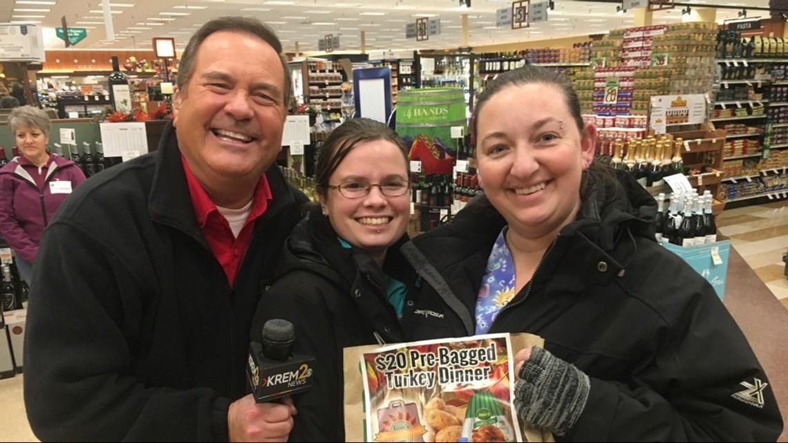 Tom's Turkey Drive 2019 is this Saturday