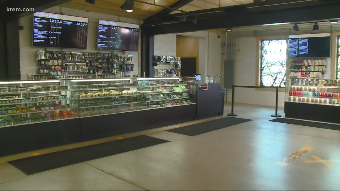 Joints for Jabs: Spokane cannabis retailer offering vaccine clinic starting Thursday