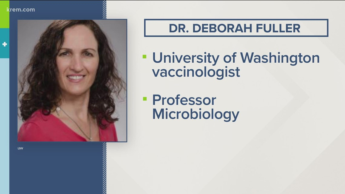 Vaccine questions answered in interview with expert Dr. Deborah Fuller