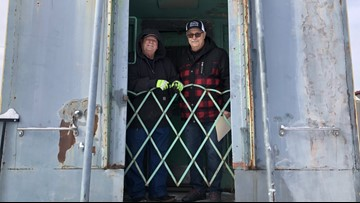 Hillyard museum works to preserve Spokane's railroad history