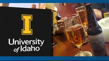 Univ. of Idaho says 'Vandal' beer is trademark infringement